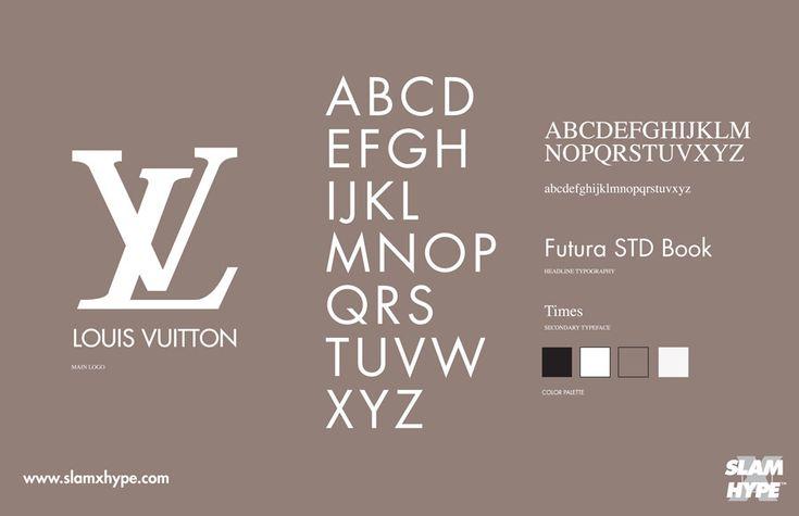 Louis Vuitton - Futura STD Book (Futura Headline EF Pro Book)  e Times