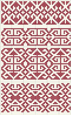 Croatia Knitting Patterns : 17 Best images about kelim stitch on Pinterest Traditional tapestries, Pers...