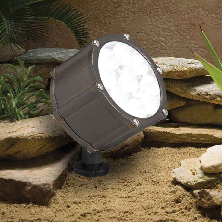 Kichler Landscape LED 15751 Landscape 12V LED Accent - 3.57 in. - 15751