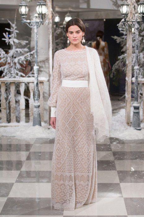 Длинное платье спицами схема. Ажурное длинное платье спицами схема |