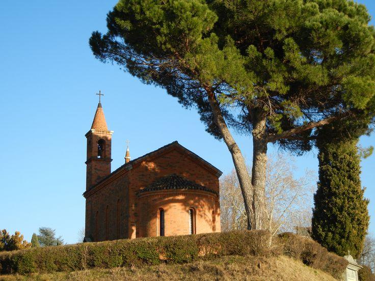 Chiesetta di Pomelasca, a Inverigo by Barbara Pelucchi #church #brianza #italy