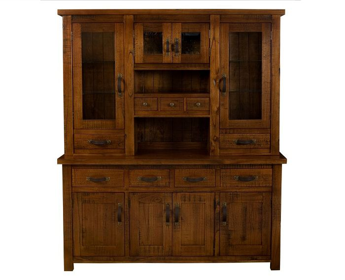 outback buffet and hutch star furniture too rustic for the home pinterest san antonio. Black Bedroom Furniture Sets. Home Design Ideas