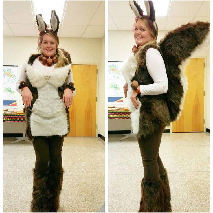 Best Squirrel Fancy Dress Costume Ideas On Pinterest - Student befriends campus squirrels then dresses them in the cutest outfits ever