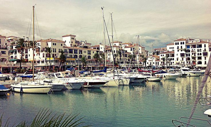 Puerto de la Duquesa (Manilva), Spain
