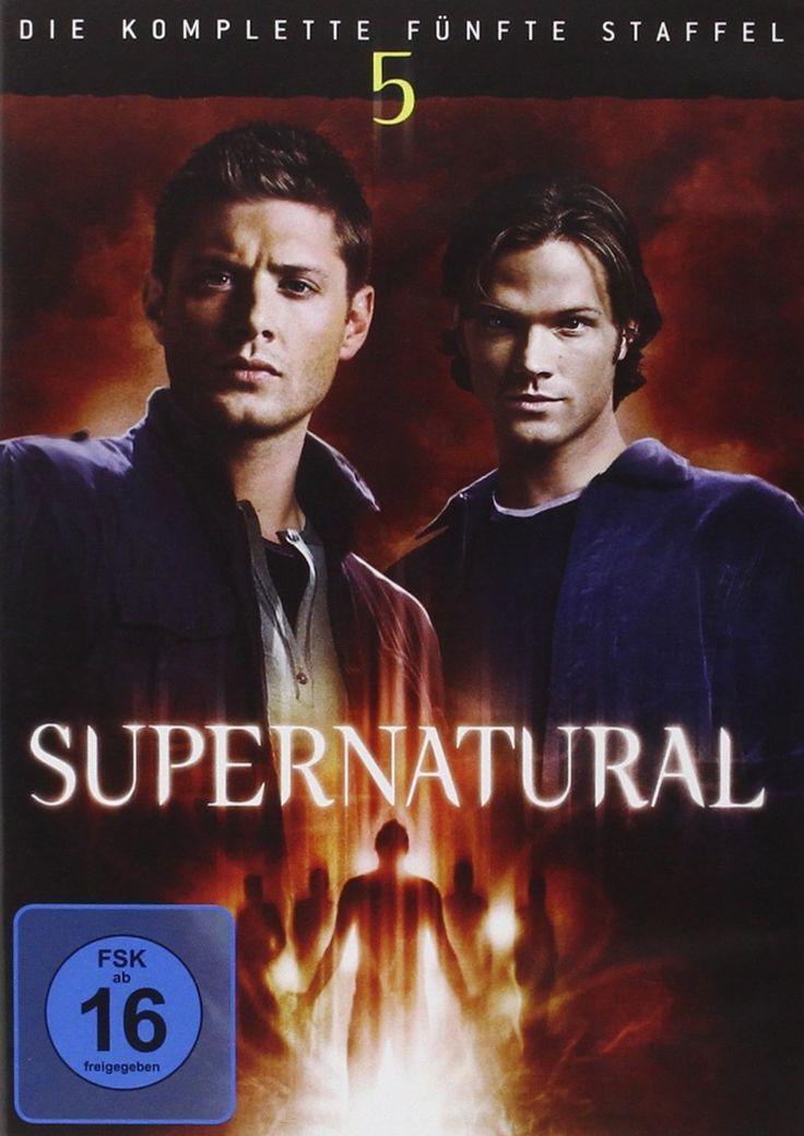 Supernatural [Staffel 5] <3