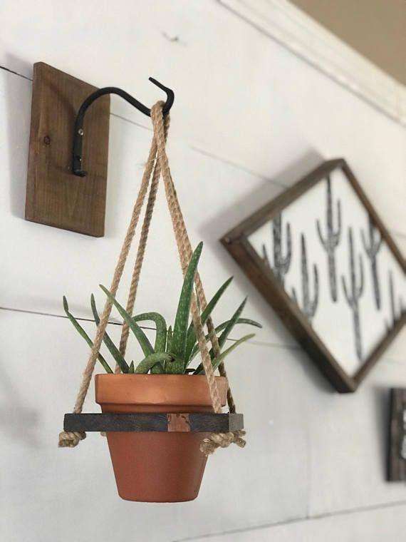 Hamging Planter Indoor Plants Home Decor Succulents Indoor