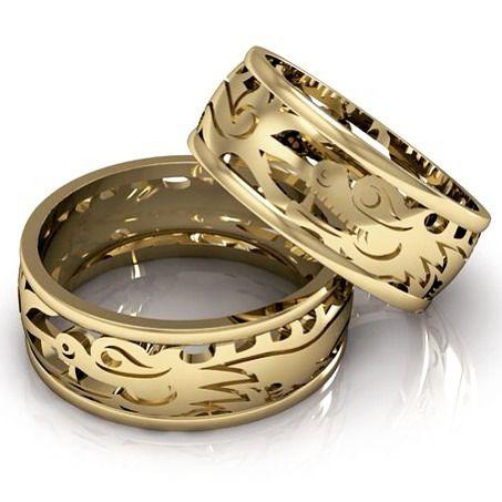 На этих обручальных кольцах изображен пернатый змей из мифологии Майя. Заложите свой смысл в Ваши кольца. #бриллианты#камни#декор##ювелирныеизделияназаказ #ювелирныеукрашения #золотоминск #ювелирные#кольца#печатка#свадьба#брест#кольцакольца #кольца #часы #авто #беларусь #минсксвадьба #минскарена #минск#jewelry #gold#серьги#сережки#женщина#девушка#мама#brestgood