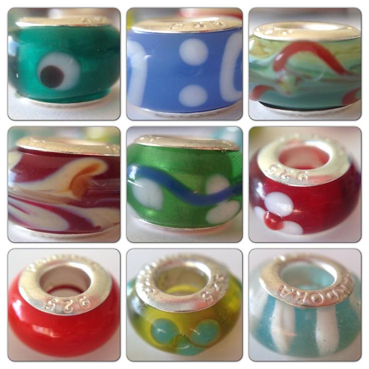 Murano glass 925 jewelry diy