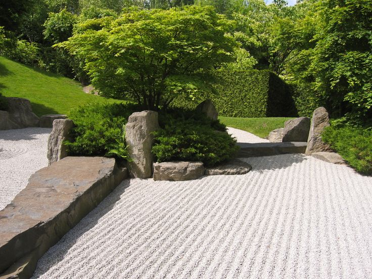 16 Best Images About Landscape Design On Pinterest | Gardens, Zen