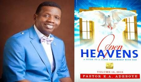 Dancing Unto The Lord - Pastor E.A Adeboye   Open Heavens 2016  Wednesday 29 June 2016 DANCING UNTO THE LORD  Memorise: Praise Him with the timbrel and dance: praise him with stringed instruments and organs. Psalms 150:4 Read: Psalms 150:1-6 (KJV) 1 Praise ye the Lord. Praise God in his sanctuary: praise him in the firmament of his power. 2 Praise him for his mighty acts: praise him according to his excellent greatness. 3 Praise him with the sound of the trumpet: praise him with the psaltery…