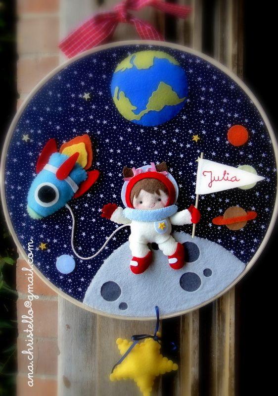 Bastidor astronauta
