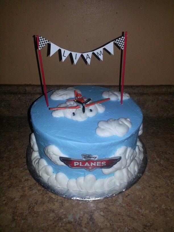 Dusty crophopper! Planes birthday cake