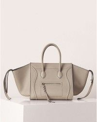 Celine Light Grey Phantom Bag - #celine #handbags | Celine ...
