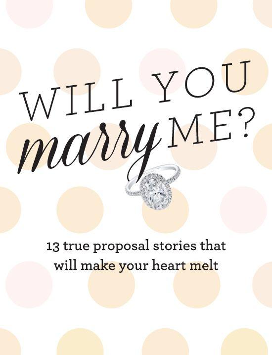 80 Best Cute Engagement Proposals Images On Pinterest Proposals