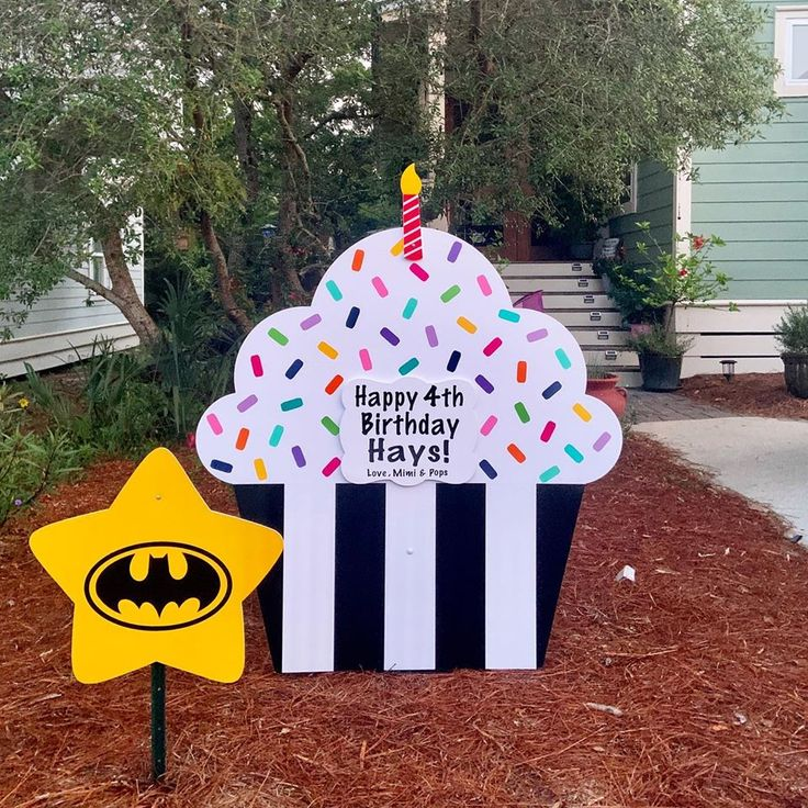 Pin on Destin, FL Birthday and Stork Lawn Sign Rentals