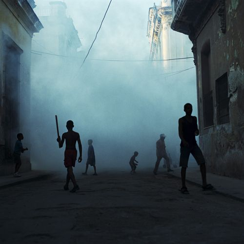 Desirée Dolron, Cuba,  Backstreets
