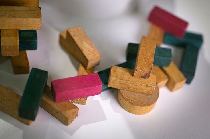 "These blocks are among the ""Toy World"" exhibit highlighting New Jersey toy manufacturing at the New Jersey State Museum. 