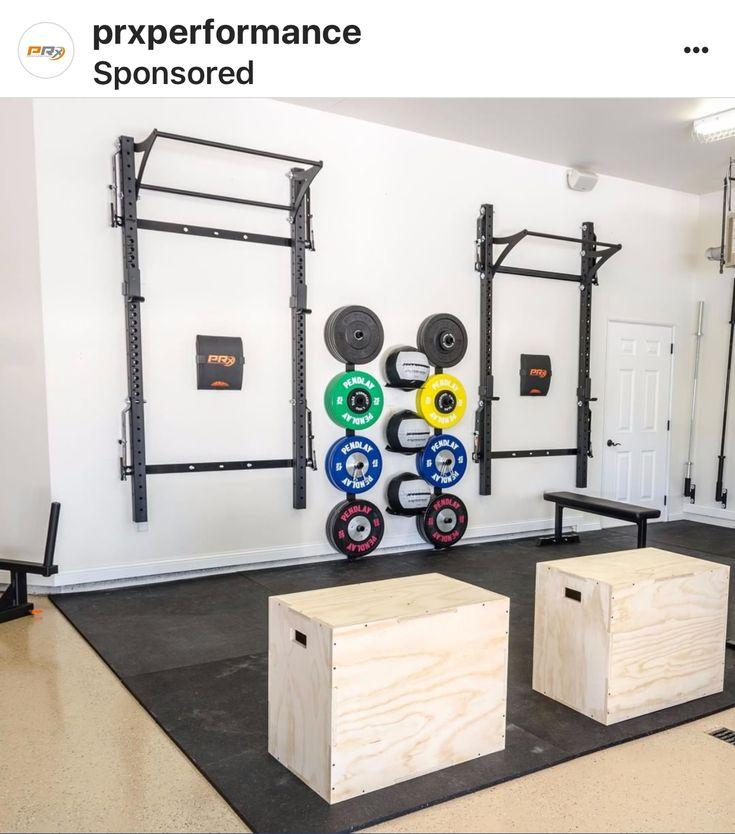 8 best At-Home Gym Set-Up Ideas images on Pinterest