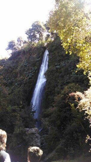 Magicas cascadas de Tocoihue Chiloé