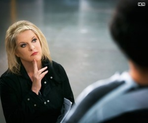 It's a side of Nancy Grace [1] you never expected to see.  The former prosecutor goes behind bars at the same jail where Jodi Arias   awaits her fate and speaks with six violent female inmates ...