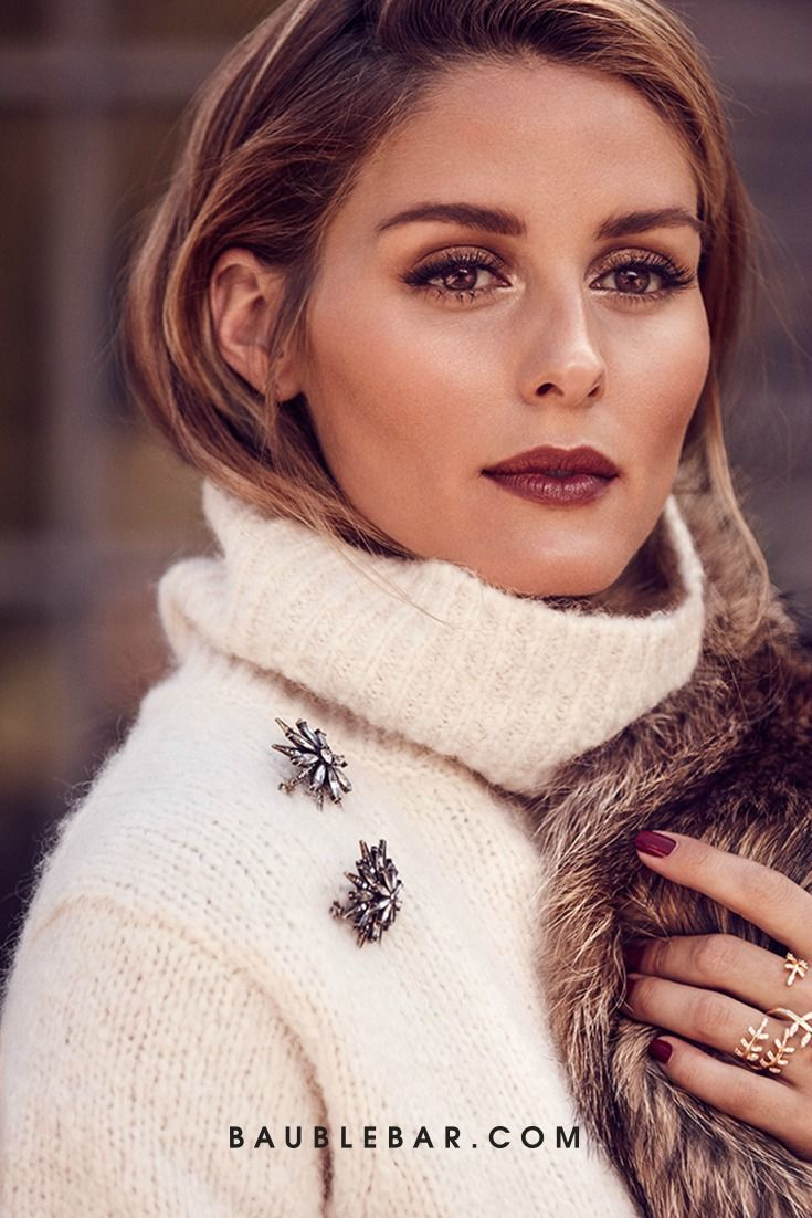 Get fashion icon Olivia Palermo's signature style in her Guest Bartender collection! Brooches, statement necklaces, and more, there's something for everyone.