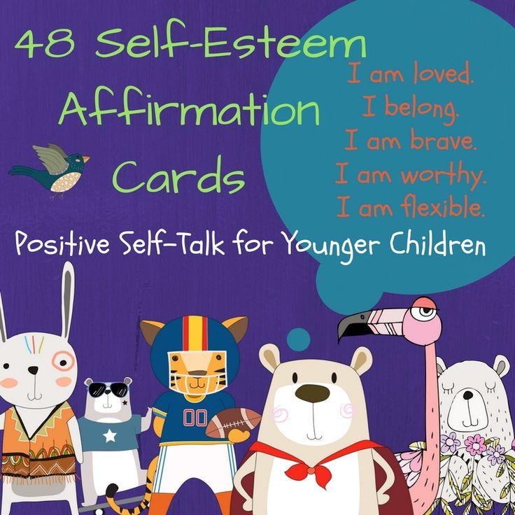 positive affirmations for self esteem pdf