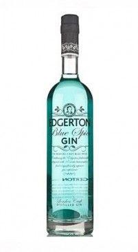Edgerton Blue Spice Gin 43% 70cl