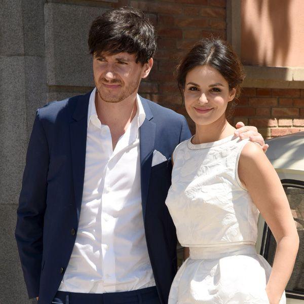 La boda 'vintage' de Marta Torné y Roger Gual, un sueño hecho realidad