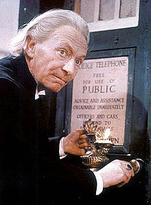William Henry Hartnell (8 January 1908 – 23 April 1975) was an English actor. During 1963-66, he was the first actor to play the Doctor in the long-running BBC science fiction television series Doctor Who.