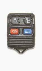 Keyless Entry Remote Fob Clicker for 2004 Ford Explorer With Do-It-Yourself Programming by Ford. $8.64. FCC ID: CWTWB1U331, GQ43VT11T,  CWTWB1U212 & CWTWB1U345 --- PART # 8S4T-15K601-AA or  8S4T-15K601-AB --- FREQUENCY: 315 MHz --- COMPATIBLE W/ THE FOLLOWING VEHICLE(S) --- 2007 2008 Ford Crown Victoria --- 1998 1999 2000 2001 2002 2003 Ford Escort --- 2009 2010 Ford Expedition --- 2009 2010 Ford Explorer --- P2000 2001 2002 2003 2004 2005 2006 2007 2008 2009 2010 Ford Ex...
