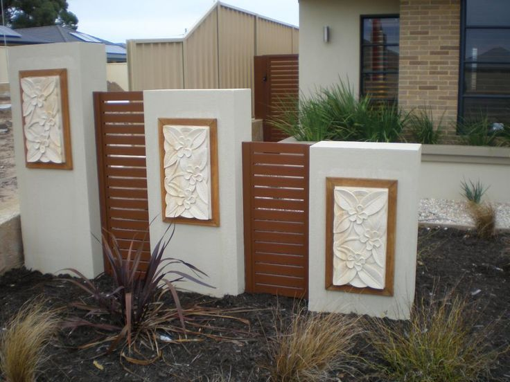 33 best Fencing Ideas images on Pinterest Fence design Garden