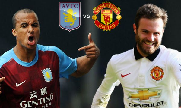 Manchester United started their 2015/2016 premier league Campaign on a winning note and this weekend they will be playing Aston Villa away at Villa Park.