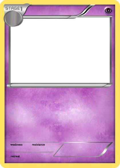 18 best History Project-trading cards images on Pinterest Party - blank card template