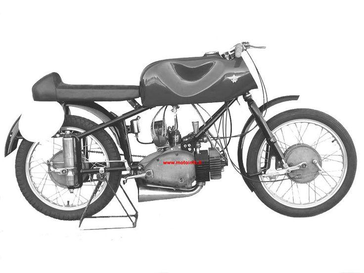 MOTO RUMI GOBBETTO 1952