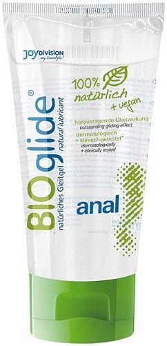 Original Bioglide Anal glidecreme - 80 ml fra Bioglide - Sexlegetøj leveret for blot 29 kr. - 4ushop.dk - Joydivision Bioglide er en førsteklasses medicinsk glidegel med fremragende glideeffekt til intimt samvær, også i forbindelse med sexlegetøj. Dermatologisk og klinisk testet, ph-optimal, kondomegnet, vandopløselig (fedtfri)