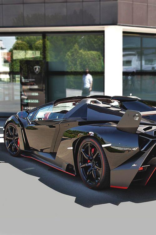 johnny-escobar:  Lamborghini Veneno Roadster | JE