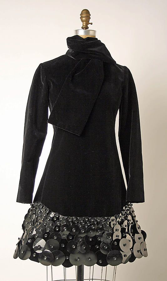 House of Dior (French, founded 1947)  Designer: Marc Bohan (French, born 1926) Date: fall/winter 1969–70