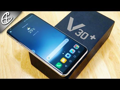 <title>LG V30 Plus | V30+ (16MP F1.6 | Snapdragon 835 | 128GB )Unboxing & Hands On! By C4ETech | All Technical Guruji