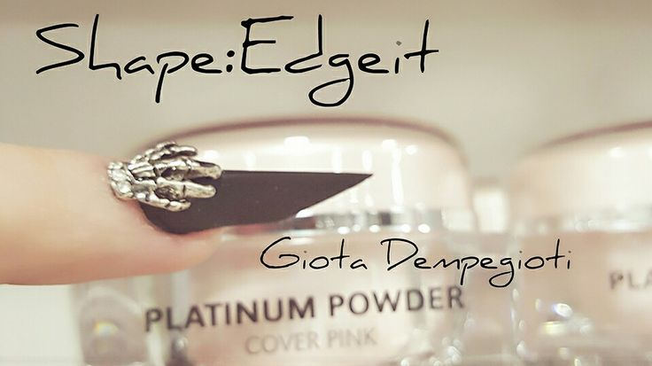 Edgeit New form Platinum Acrylic System Nail Creation the best products