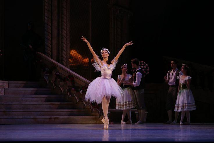 Yanela Pinera in Queensland Ballet's The Sleeping Beauty