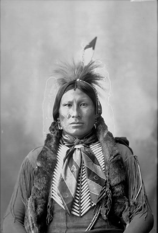 beautiful native american prints | Kiowa Native American