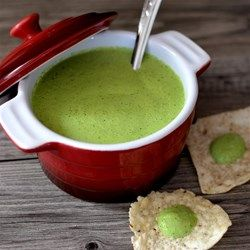 Ghost Pepper Green Sauce