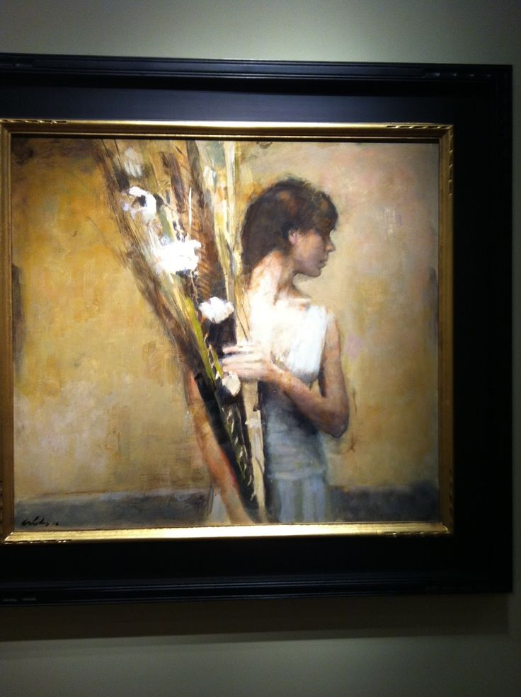Mary Sauer Art: Eleanor Ettinger Gallery: The Figure in American Art: Fifteenth Annual Exhibition