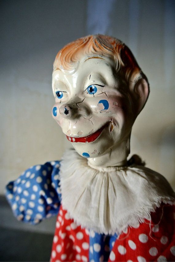Creepy Old Clown Doll - Courtney Stodden - News, views, gossip