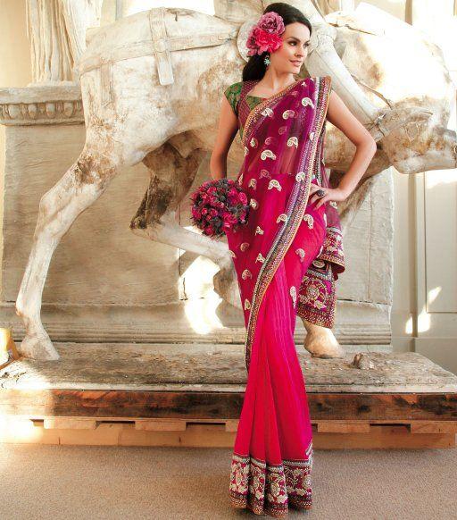 Stunning Concept Saree