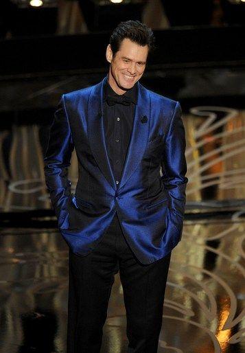 Jim Carrey/ Oscars 2014