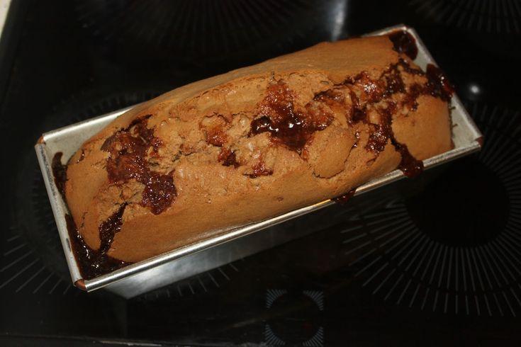 La Cuisine de Bernard : Cake Volcanique aux Carambars