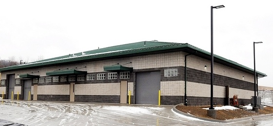 Observer-Reporter | State police supply building almost ready