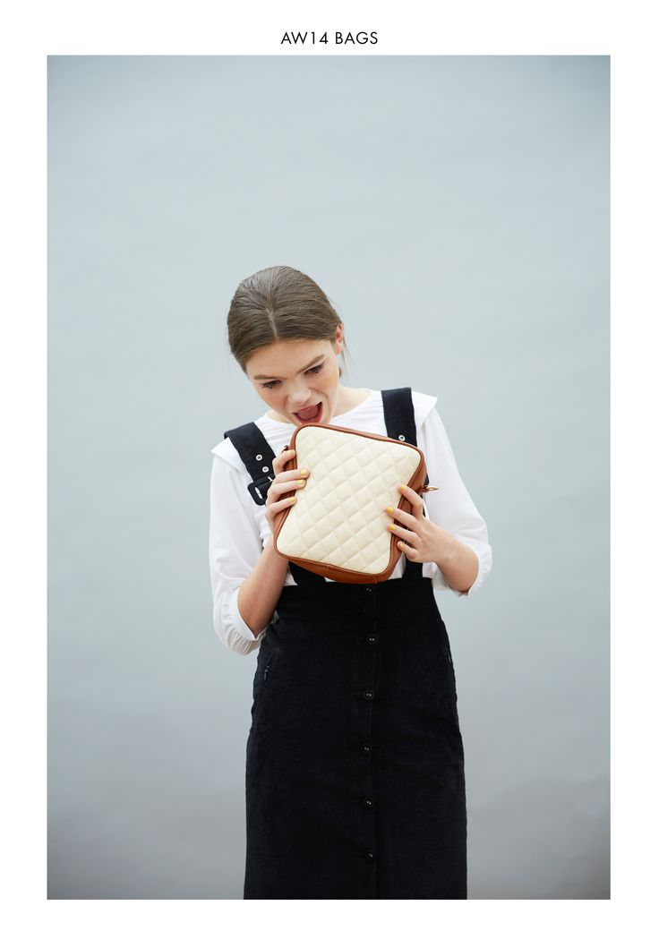 Bread Clutch Bag http://www.thewhitepepper.com/collections/bags/products/bread-shoulder-bag #TWP