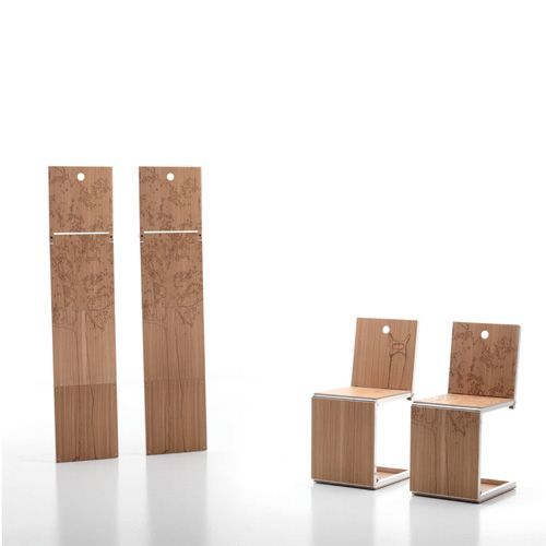 Pick Chair - design Dror Benshetrit - BBB
